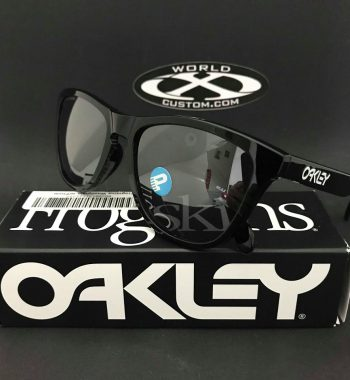 f50fe9d1f3c5b FROGSKINS POLISHED BLACK  BLACK IRIDIUM POLARIZED